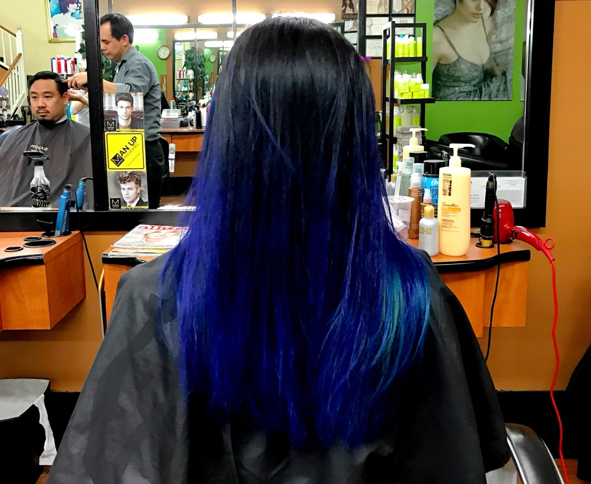 Going Blue: Before, During, and After